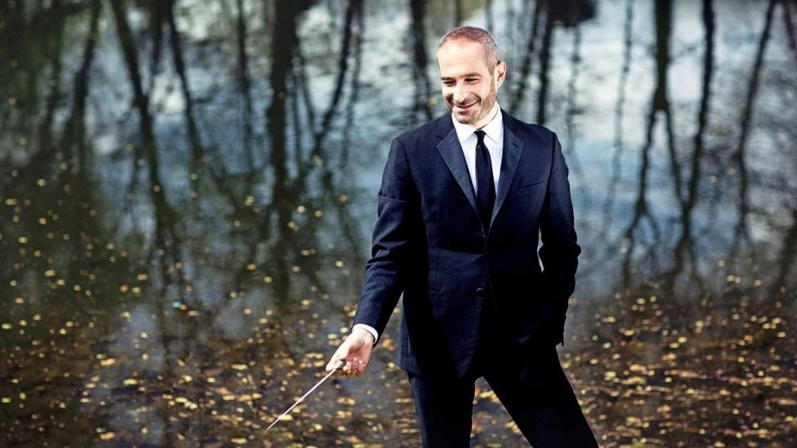 Antonello Manacorda (Haydn, Schubert y Mahler) - escuchar ahora