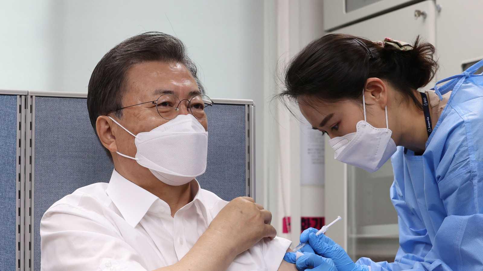 Asia hoy - El ejemplo surcoreano contra la pandemia - 23/03/21