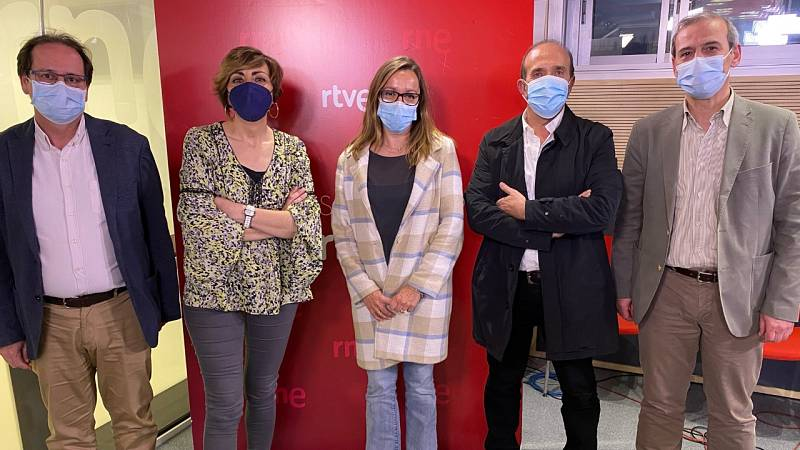 Por tres razones - Hospital Ramón y Cajal de Madrid, antes y después del Covid - Escuchar audio