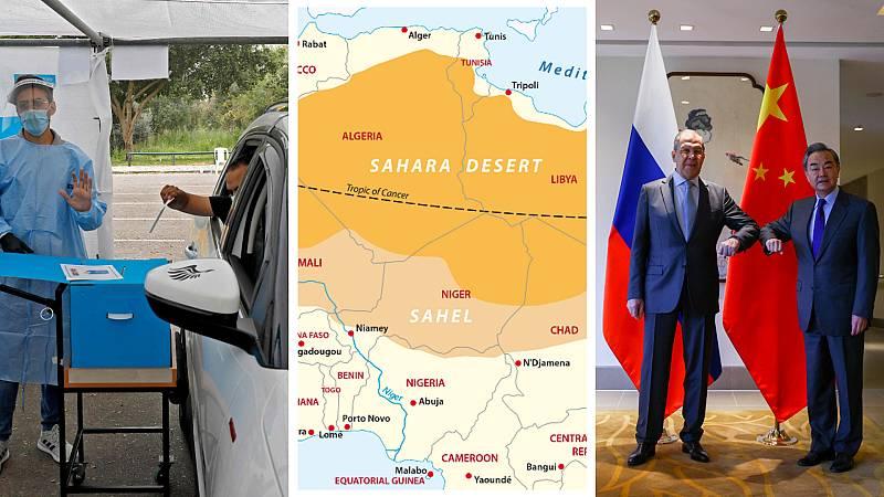 Cinco continentes - Cuartas generales de Israel en dos años - Escuchar ahora