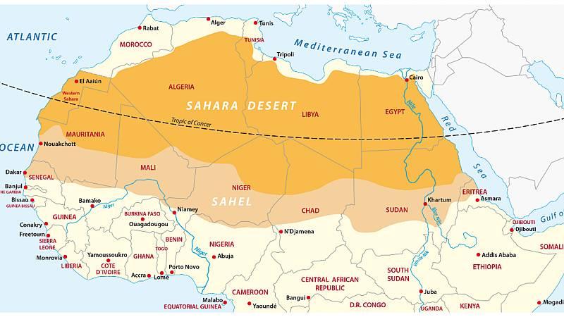 Cinco continentes - Diálogo Sahel-Europa - Escuchar ahora