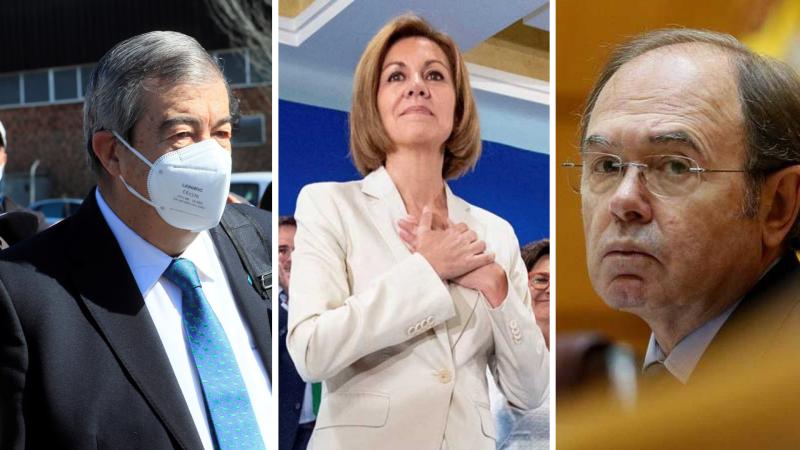 24 horas - Arenas, Álvarez Cascos y Cospedal niegan la caja B del PP - Escuchar ahora