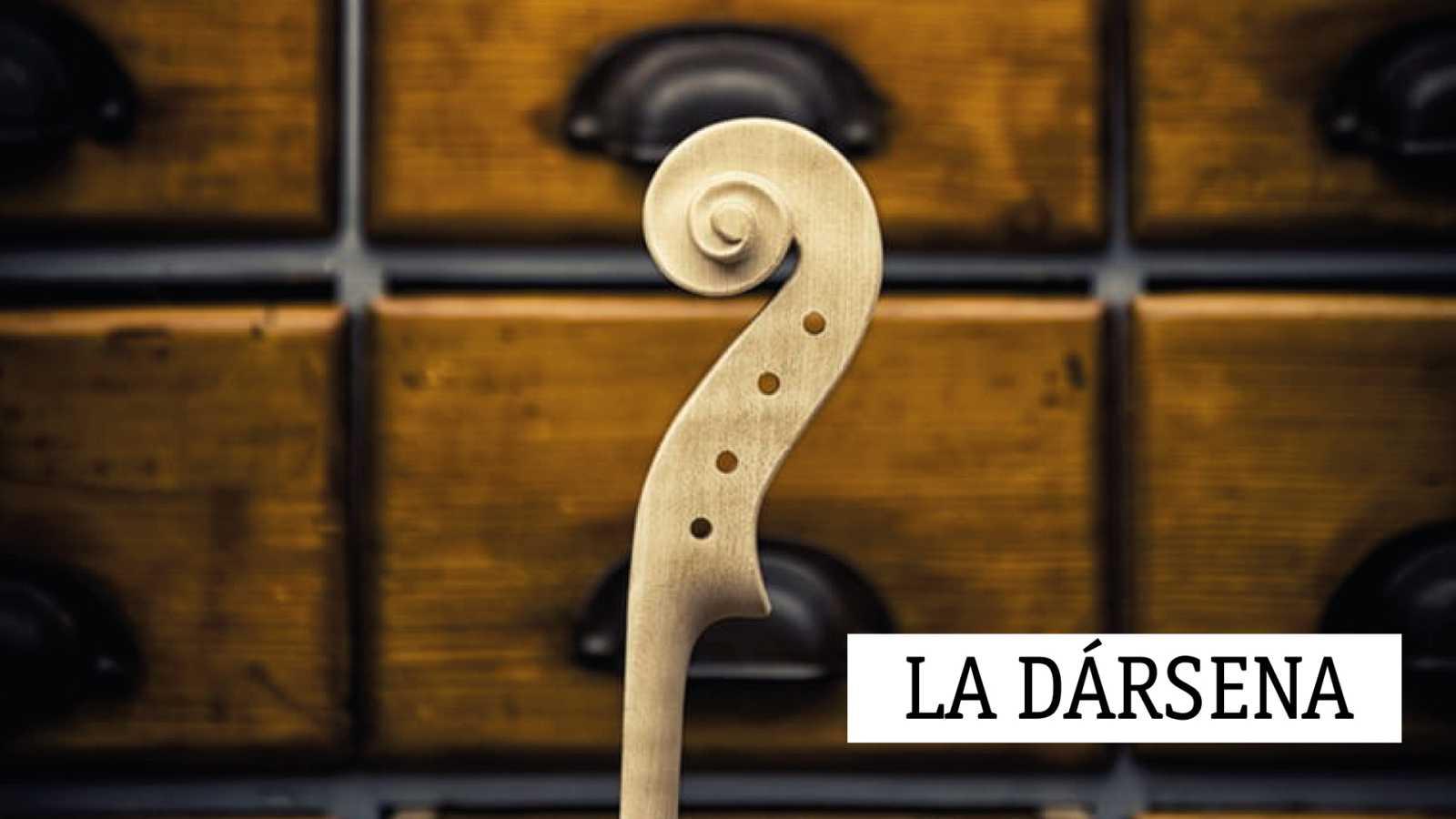 La dársena - Paula Coronas - 23/03/21 - escuchar ahora