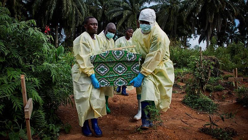Las mañanas de RNE con Íñigo Alfonso - Cruz Roja alerta de brotes de Ébola en Guinea y República Democrática del Congo - Escuchar ahora