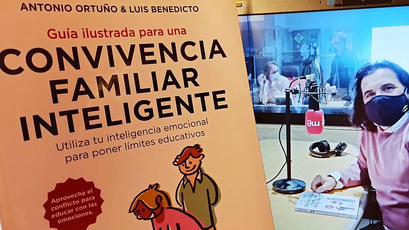 Educar para la paz - Guía ilustrada para una convivencia familiar inteligente - 31/03/21 - Escuchar ahora
