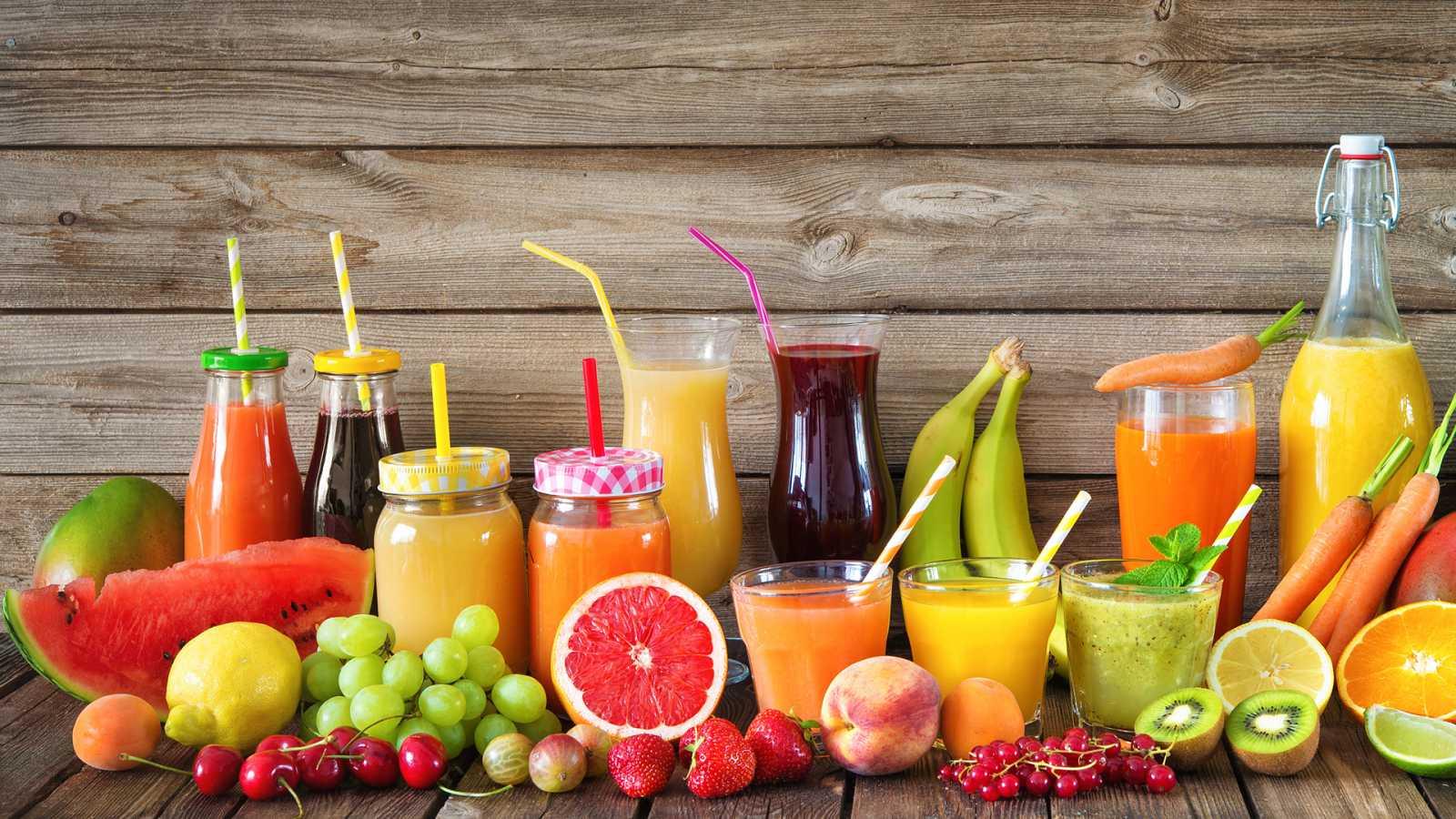 En clave Turismo - Los zumos de fruta elaborados en España - 24/03/21 - escuchar ahora