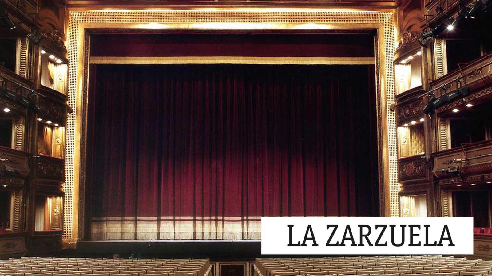 La zarzuela - El Teatro Calderón de Madrid - 24/03/21 - escuchar ahora