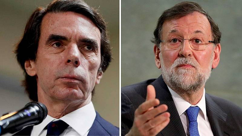 """24 horas - Aznar y Rajoy niegan las acusaciones de Bárcenas: """"Nunca trituré lo que nunca tuve en mis manos"""" - Escuchar ahora"""