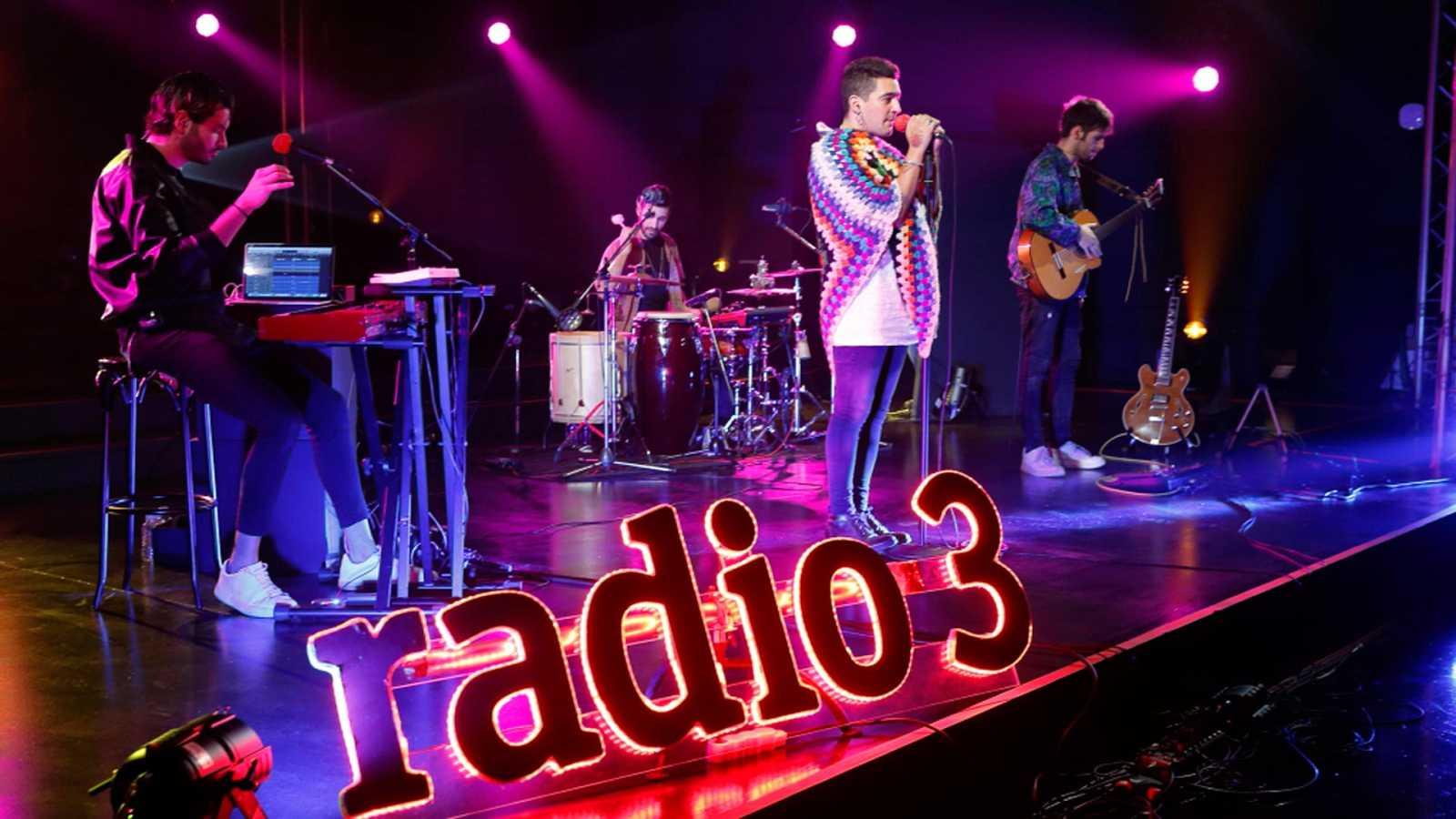 Los conciertos de Radio 3 - Muerdo - 25/03/21 - escuchar ahora