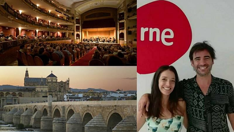 La sala - Trashumantes: Córdoba, su teatro, Zaira Montes y Elías González - 28/03/21 - Escuchar ahora