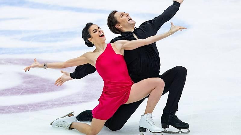Más altas, más rápidas, más fuertes - Sara Hurtado, mundial de patinaje - 25/03/21 - Escuchar ahora