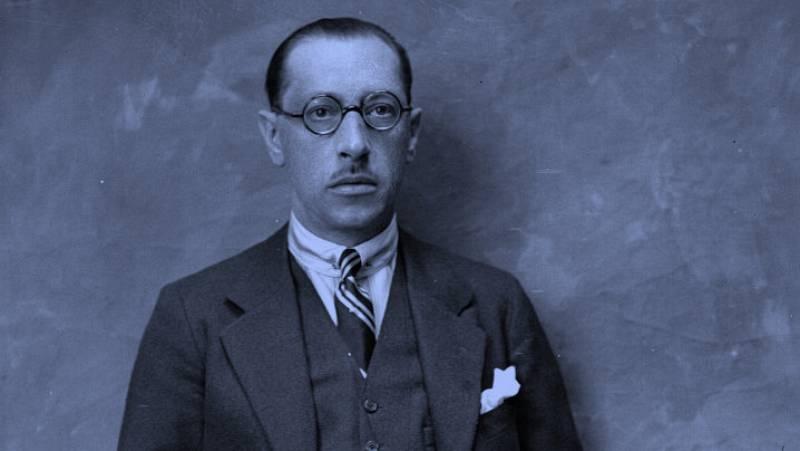 Relato sobre Ígor Stravinski y una pedorreta