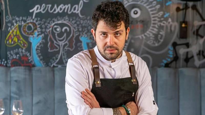 Dichosa cocina - Javier Álvarez - 26/03/21 - Escuchar ahora