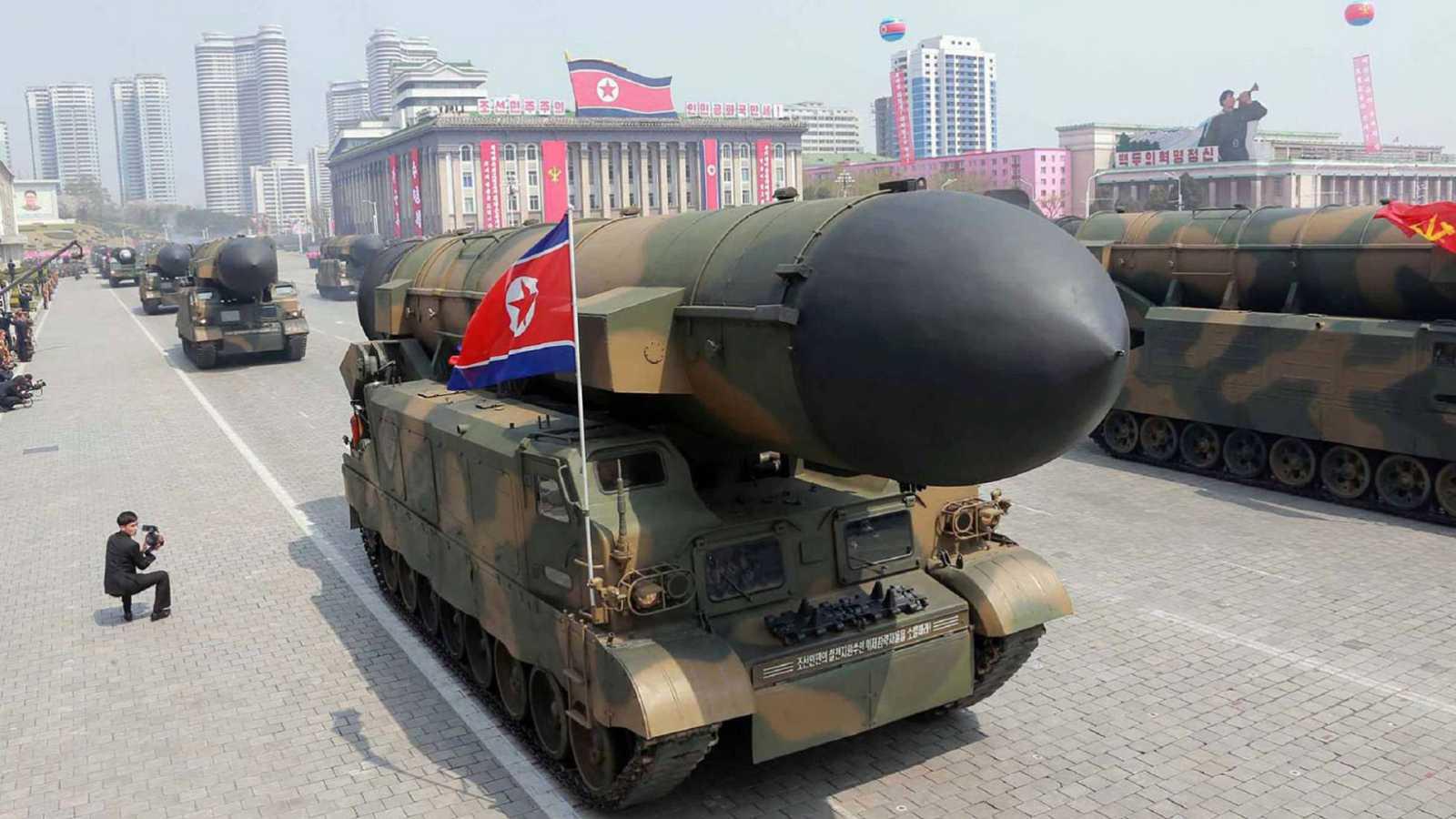 Asia hoy - Corea del Norte reclama atención - 25/03/21 - escuchar ahora