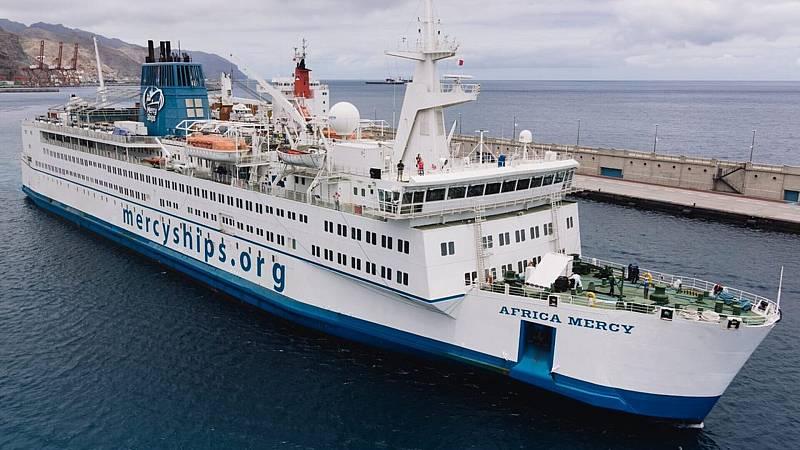 Por tres razones - El hospital flotante más grande del mundo, en Tenerife - 25/03/21 - escuchar ahora