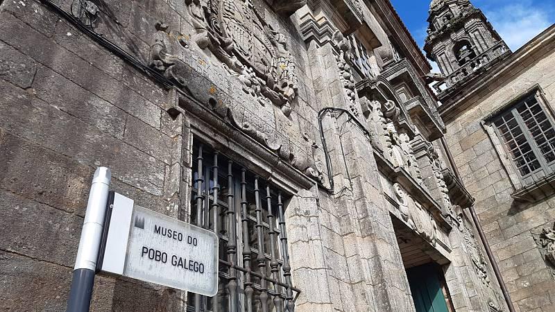 Reportaxe sobre a rehabilitación e ampliación do Museo do Pobo Galego