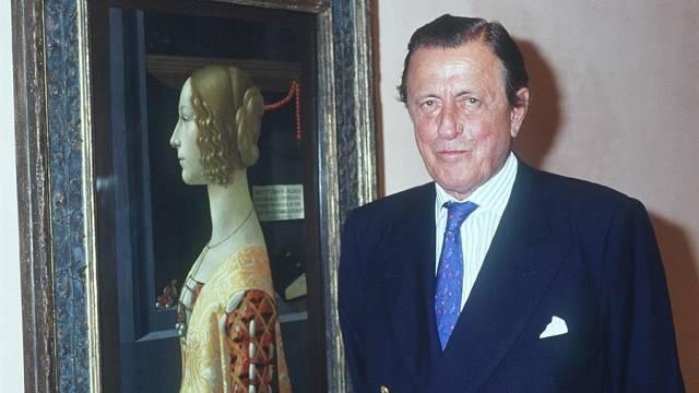El barón Thyssen, la pasión del coleccionista