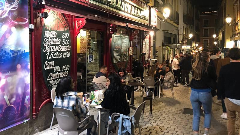 24 horas - Viernes, 22.15 horas, ¿Cómo está el centro de Madrid? - Escuchar ahora