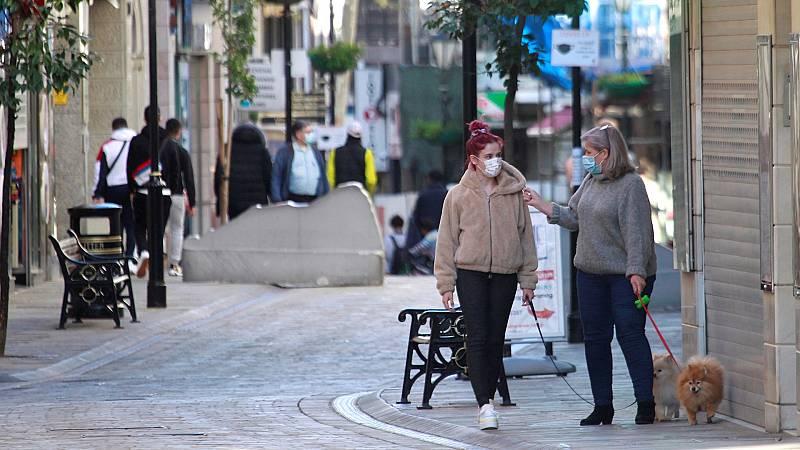 España a las 8 Fin de Semana - Gibraltar ensaya la normalidad futura: sin mascarilla en la calle, ni toque de queda - Escuchar ahora