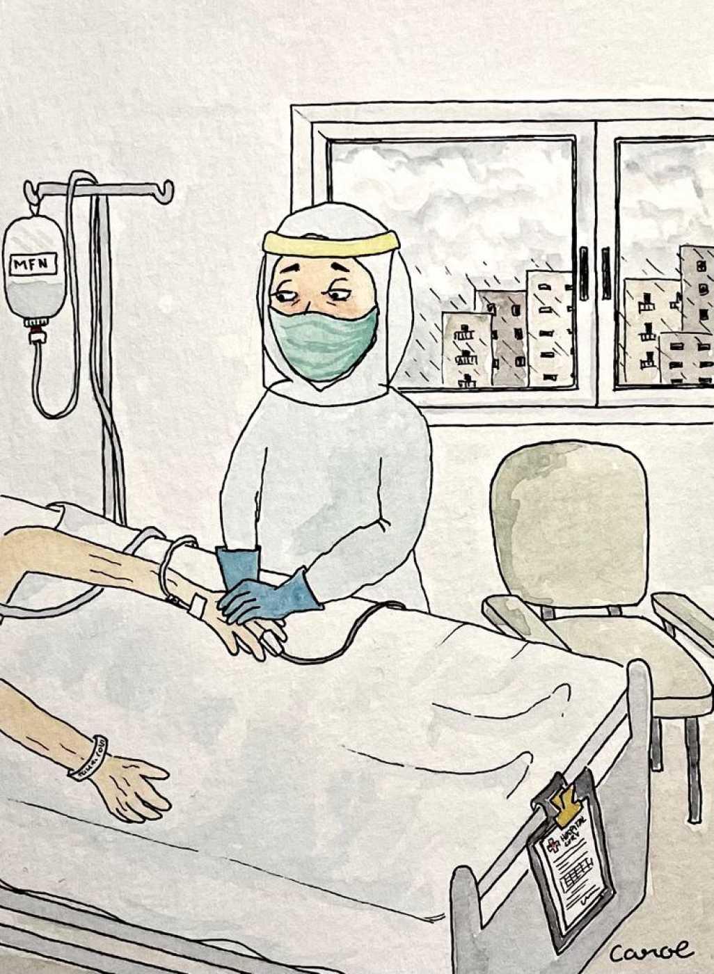 """Wonderland - Relats de pandèmia: """"Habitació 115"""", Anna Cabestany - Escuchar ahora"""