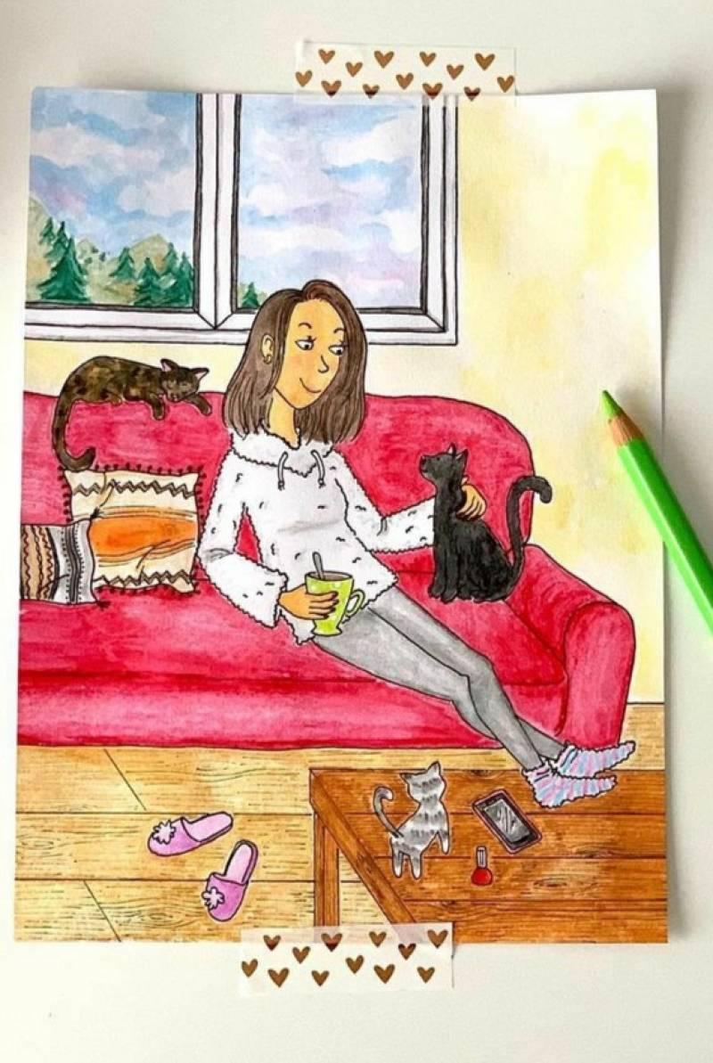 """Wonderland- Relats de pandèmia: """"El meu termostat interior"""", Magda Fernàndez"""