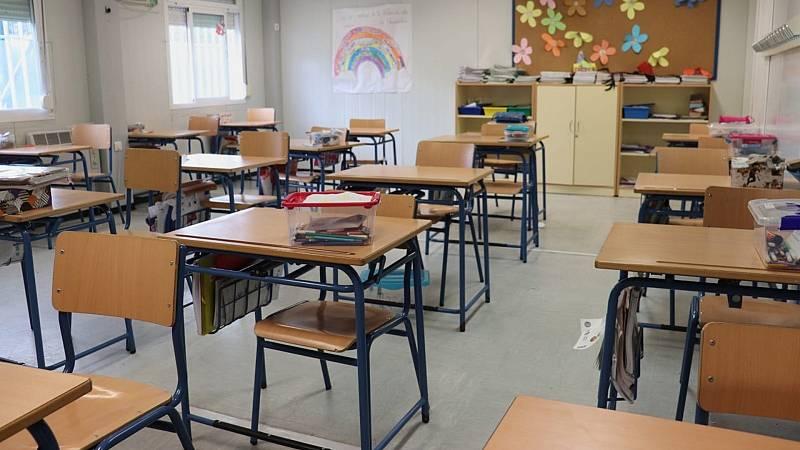 24 horas Fin de Semana - 20 horas - El curso escolar durante la pandemia: seis meses bajo la amenaza constante de los contagios - Escuchar ahora