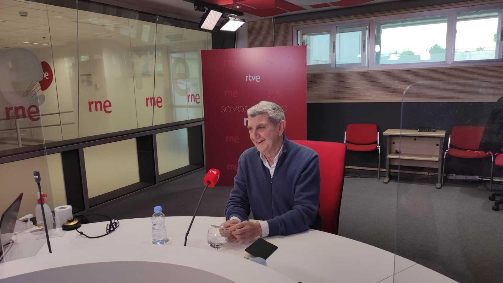 """Las mañanas de RNE con Íñigo Alfonso - José Manuel Pérez Tornero, presidente de RTVE: """"Debemos ser independientes del poder político. No podemos recibir injerencias. Sugerencias, todas"""" - escuchar ahora"""