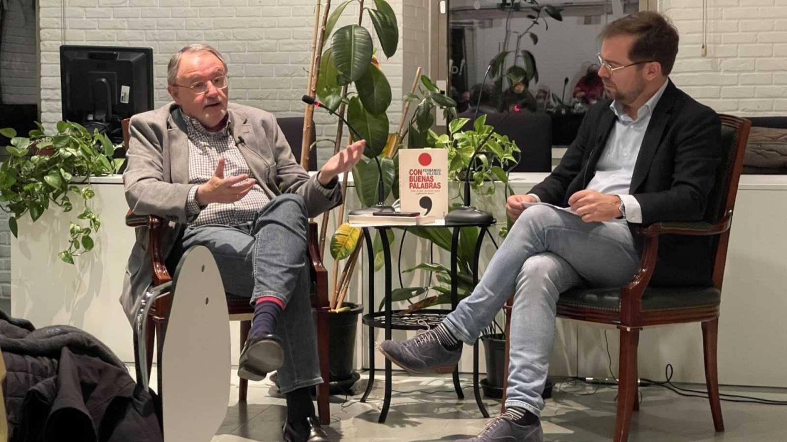 La silla de Galdós - Los laberintos de la lengua española con Fernando Vilches - Escuchar ahora