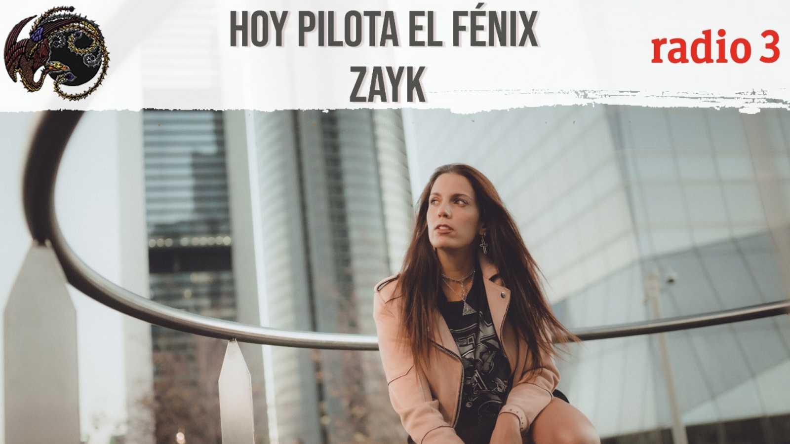El Vuelo del Fénix - Hoy pilota el Fénix Zayk - 29/03/21 - escuchar ahora
