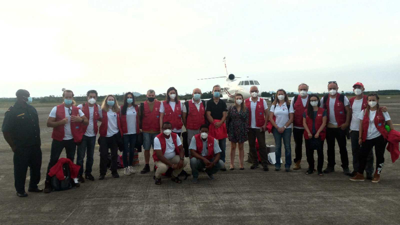 África hoy - El equipo Start, equipo español de ayuda humanitaria, ayuda en los hospitales de Bata - 29/03/21 - escuchar ahora