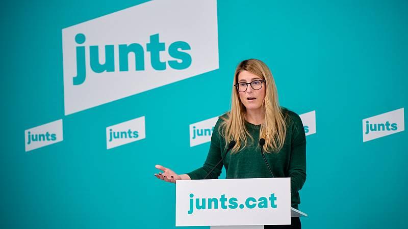 """Las mañanas de RNE con Íñigo Alfonso - Elsa Artadi, portavoz de Junts: """"El problema está en pequeños detalles que han sido fuente de conflicto en la pasada legislatura"""" - escuchar ahora"""