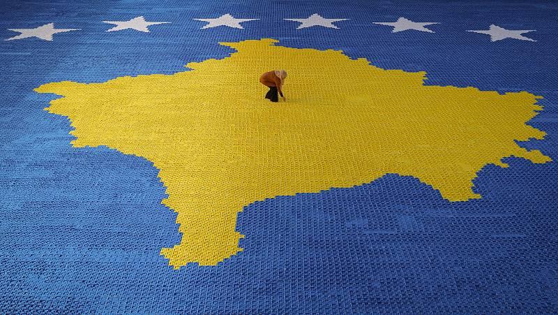 Las mañanas de RNE con Íñigo Alfonso - Kosovo | Reconocimiento internacional: ¿Por qué hay países, como España, que no lo reconocen? - Escuchar ahora