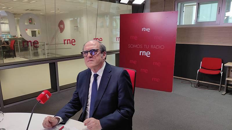 """Las mañanas de RNE con Íñigo Alfonso - Ángel Gabilondo, PSOE: """"Ya podemos hablar del 'desmadre' de Madrid. Se está produciendo un efecto llamada"""" - escuchar ahora"""