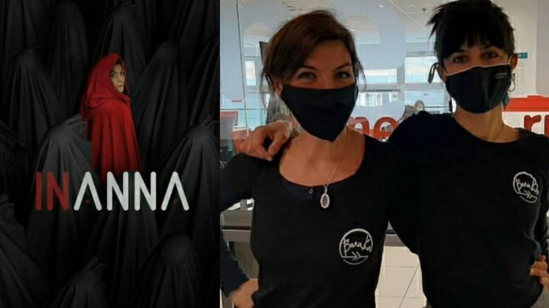 La sala - 'InAnna', lo nuevo de Baraka Teatro, y 'Próximo', con Lautaro Perotti y Santi Marín - 04/04/21 - escuchar ahora
