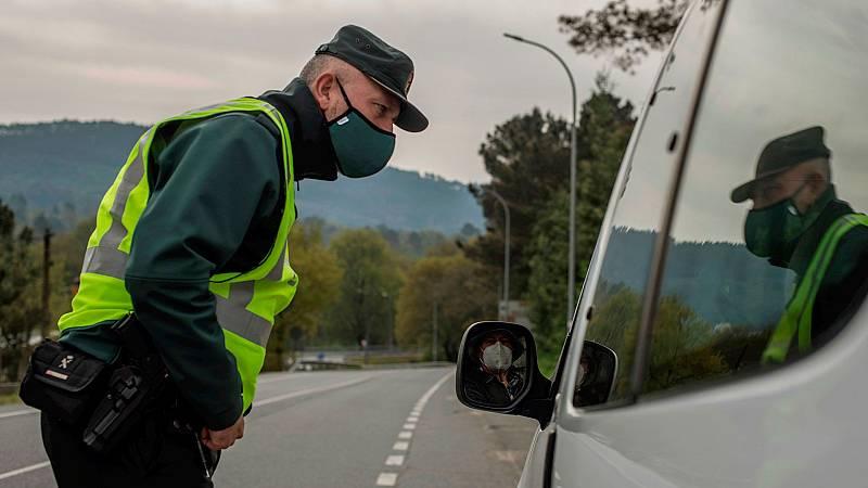 Las mañanas de RNE con Íñigo Alfonso - La justicia anula la mitad las multas de la DGT que se recurren, según Automovilistas Europeos Asociados  - Escuchar ahora
