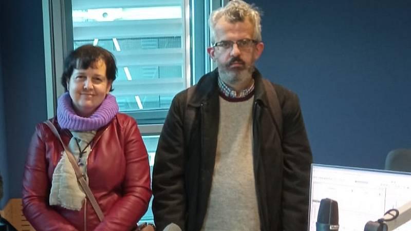 Mi gramo de locura - David y Cristina Laura, del Grup Atra - 02/04/21 - Escuchar ahora