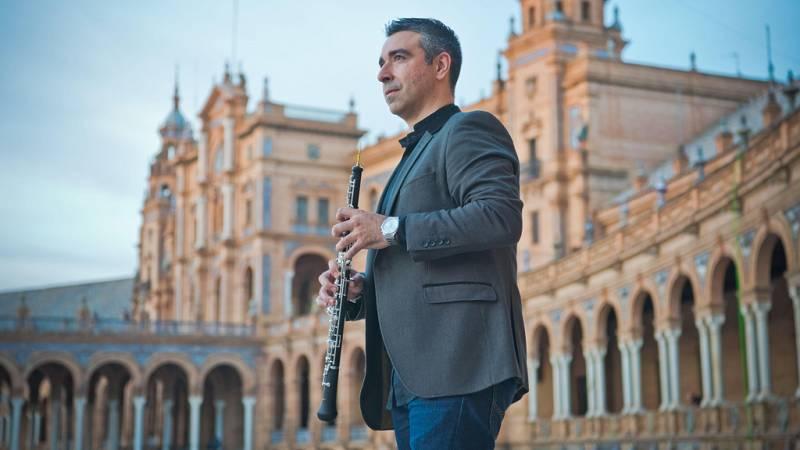 Jacobo Díaz Giráldez, 'Telemann en el oboe' - escuchar ahora