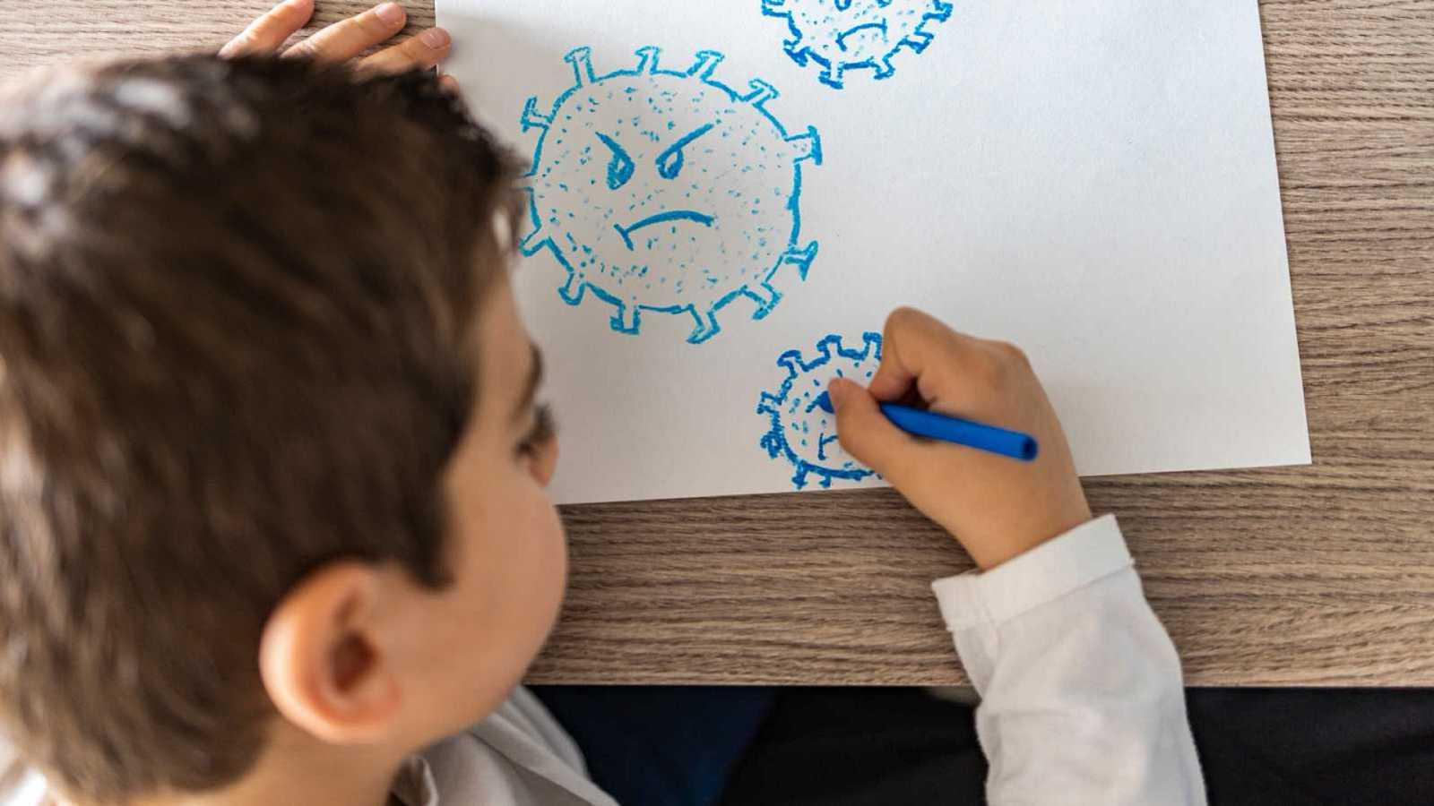 Meridiano de Turing - Niños más pacientes y creativos: la otra cara de la pandemia - 02/04/21 - escuchar ahora