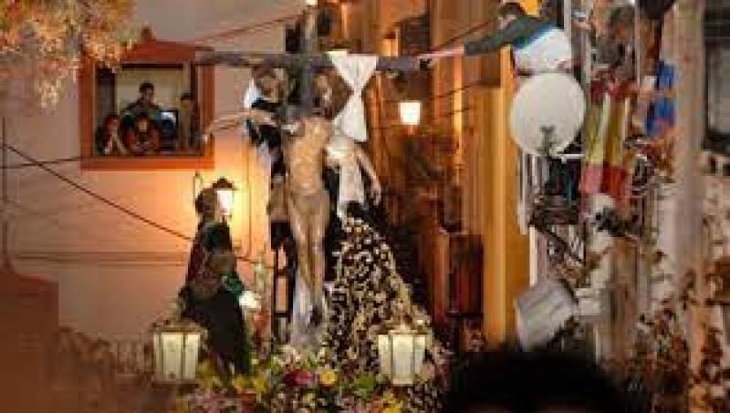 Exposición 75 años Hermandad Santa Cruz - 31/03/21 - Escuchar ahora