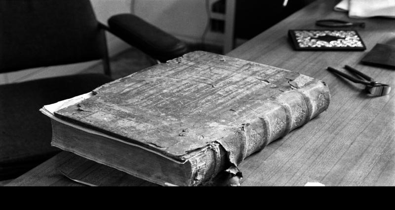 Biblioteca Nacional: Más que libros - Proyectos de restauración - Escuchar ahora