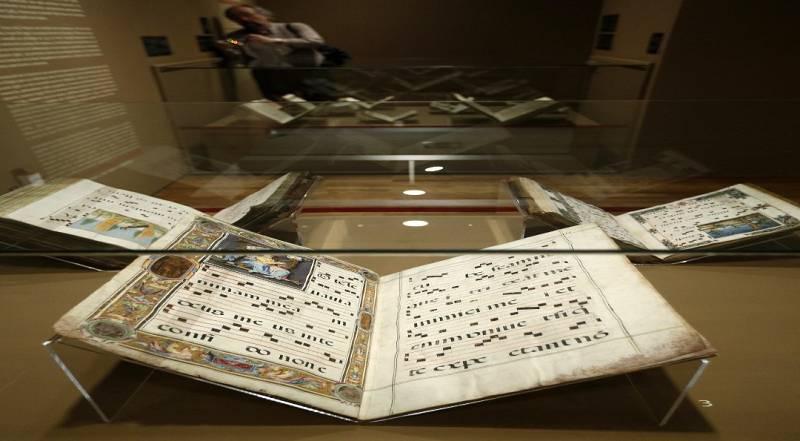 Biblioteca nacional: Más que libros - Partituras antiguas