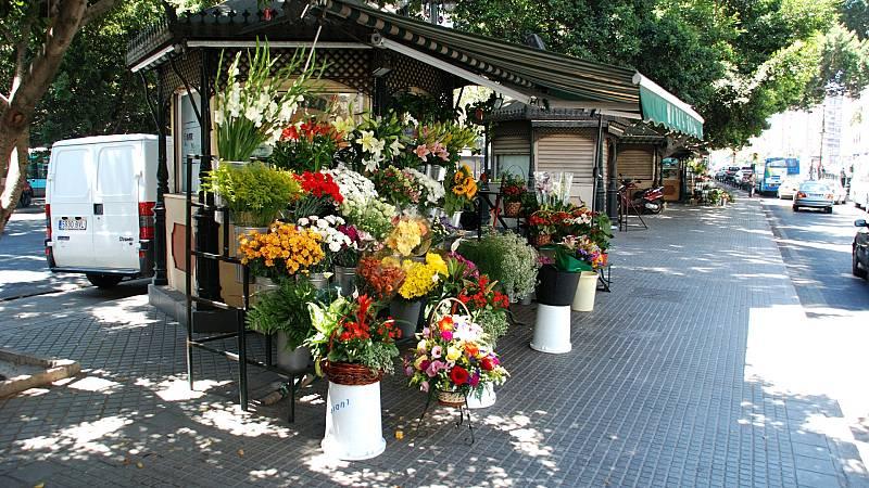14 horas - El sector de las flores recupera mínimamente su actividad  - escuchar ahora