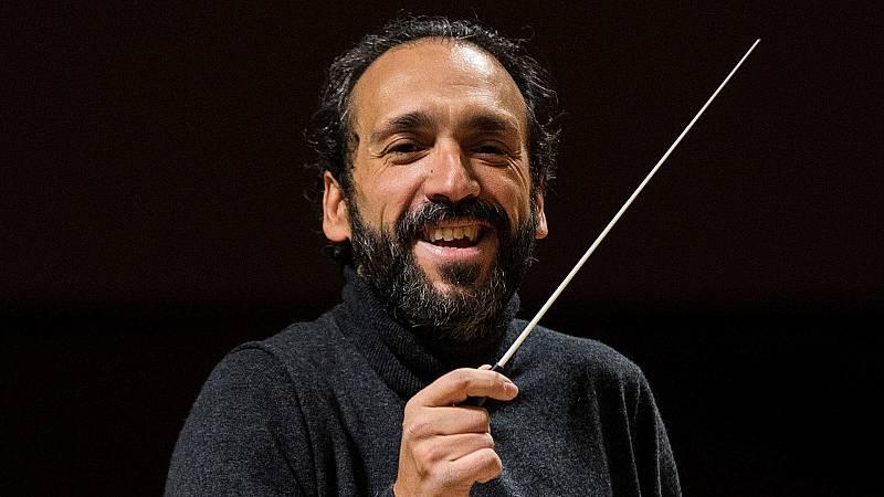 De vuelta en Radio 5 - El tenor José Manuel Zapata iba a ser ingeniero - Escuchar ahora