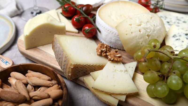 Marca España - 'Quesea' con quesos de España - 05/04/21 - Escuchar ahora