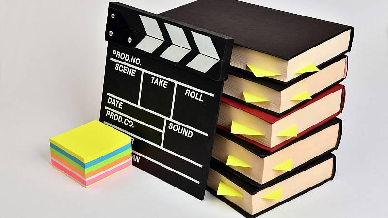 De cine - 'Rodando páginas, del libro a las pantallas' - 05/04/21 - Escuchar ahora