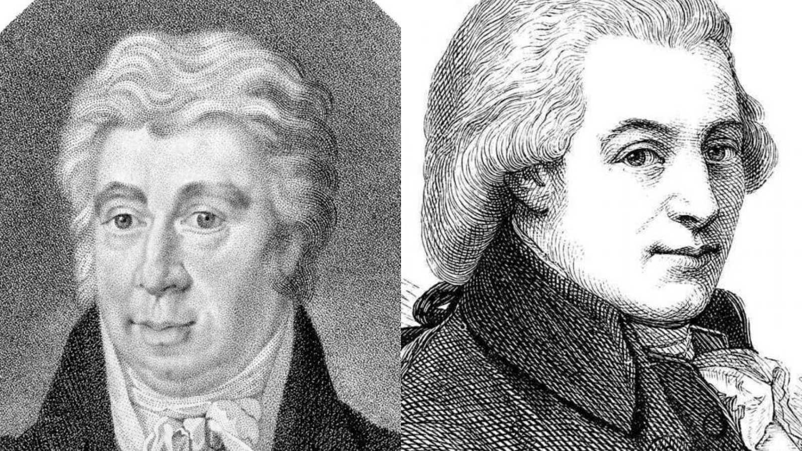 Relato sobre Peter von Winter y Mozart - escuchar ahora