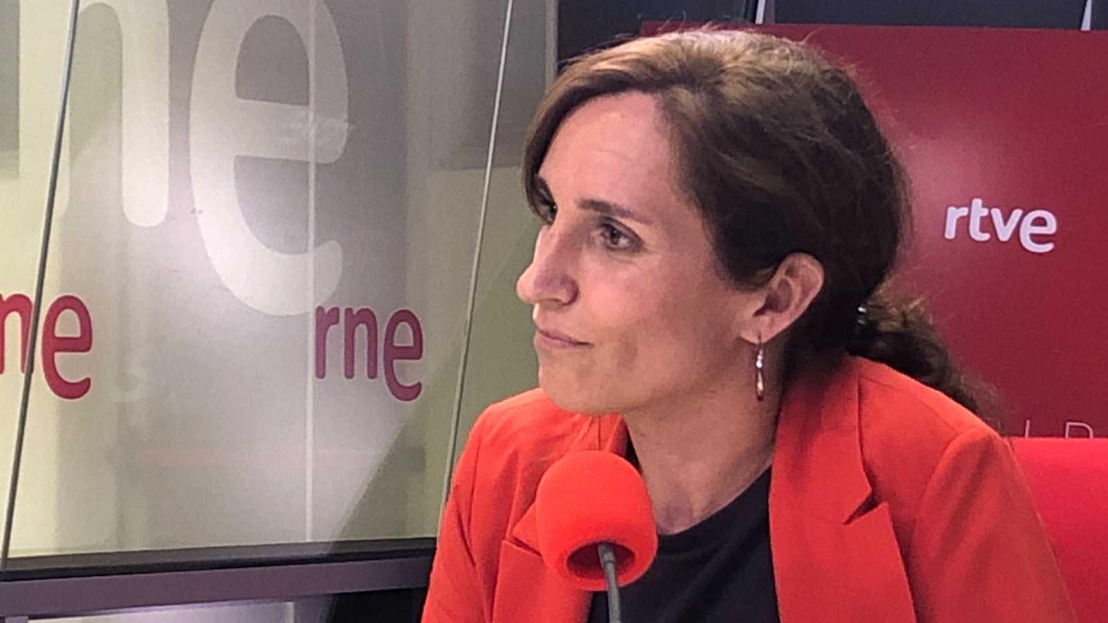 """24 horas - Mónica García (Más Madrid): """"El mejor vacunódromo es el centro de salud"""" - Escuchar ahora"""