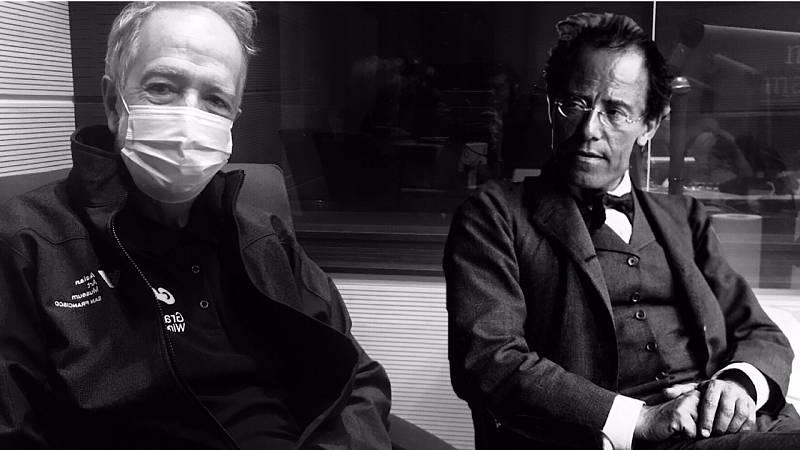 Entre dos luces - Especial Gustav Mahler: los amigos y las canciones - 06/04/21 - escuchar ahora