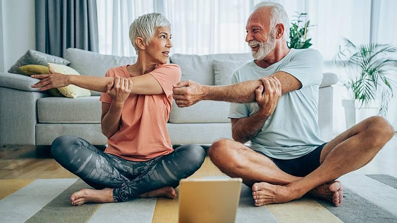 Gente despierta - Gente emergente - Rosita, el entrenador virtual que te alarga la vida hasta 5 años - Escuchar ahora