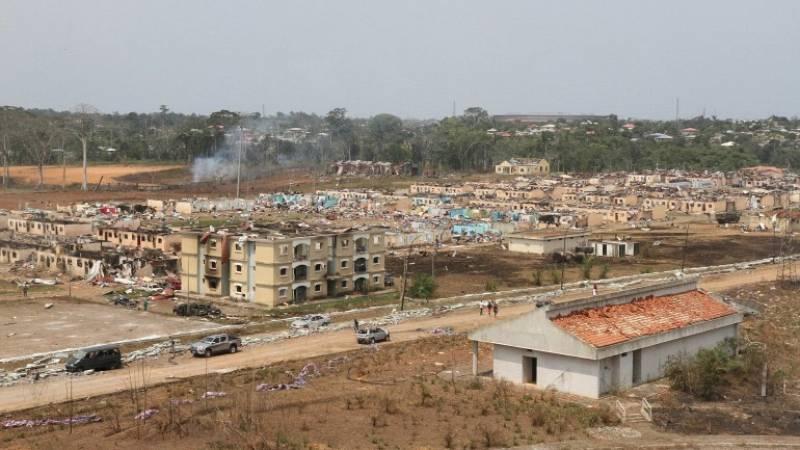 África hoy - Ayudas a Guinea Ecuatorial tras las explosiones de Bata - 05/04/21 - escuchar ahora